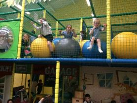 Primary 1 at Funky Monkeys
