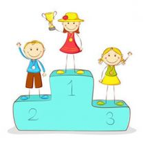 Reception Class - Sports Day Certificates