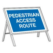 Pedestrian Access ONLY At Church Road Gate