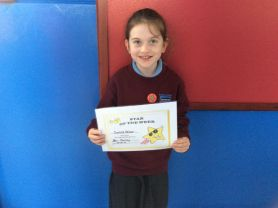 Primary 5 Pupil Of The Week
