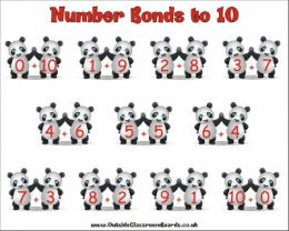 Primary Two Exploring Number Bonds To Ten
