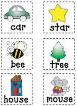 Phonics Rhyming Words In Primary Two