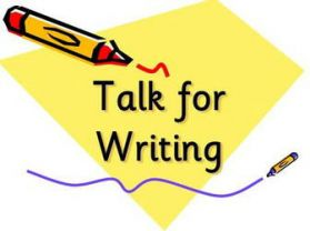 Talk For Writing - In Primary Three