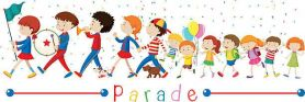 Our World Book Day Parade Around Randalstown