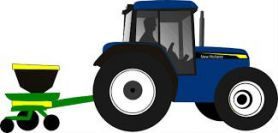 A Tractor Comes To Primary One
