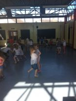 Primary Two Enjoying Our Fun Day