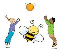 Busy Bees In PE
