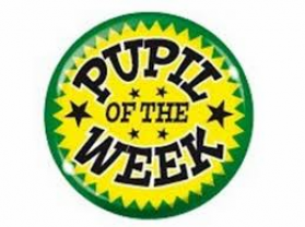 Pupils Of The Week In Primary 5