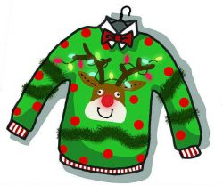 Christmas Jumper Day - Friday 14th December