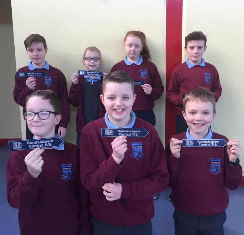 Our Primary Six target achievers in Accelerated Reading for Term 2