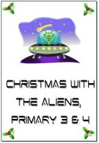 Dress Rehearsal For 'Christmas With The Aliens'