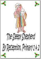 The Sleepy Shepherd - Cast Pictures