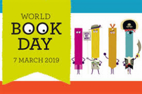 World Book Day In Primary Four