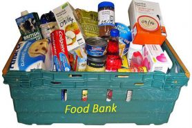 Food Bank - Exceptional Collection Week