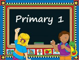 A New Start In Primary One